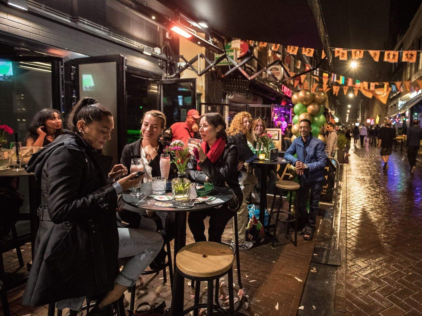 800 people claimed they were 'COVID-free' or vaccinated for a dance party in the Netherlands. Now 180 people have tested positive.