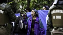 Un niño mapuche recibe un disparo cuando participaba en la ocupación de un fundo en Chile