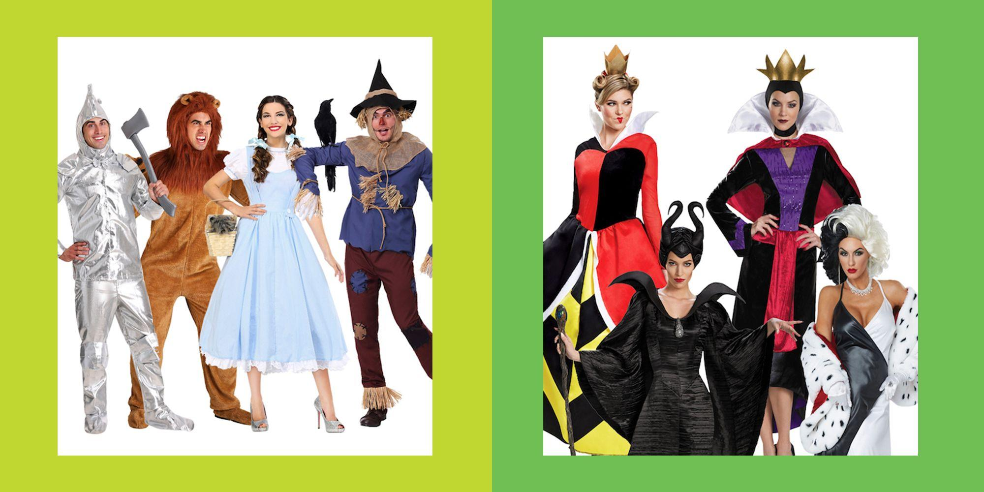 Halloween Group Costumes.Crush Halloween This Year With These 32 Group Costumes
