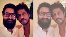 Shah Rukh Khan Replaces Aamir Khan in Rakesh Sharma Biopic