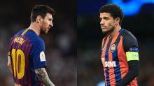 Dez anos depois: Taison ou Messi?