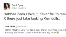Former EastEnders' Star Sam Strike Tweets Support To Danny Dyer Amid Mark Wright Feud