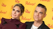 Robbie Williams and Ayda Field forced to postpone vow renewal