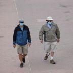 Hospitalizations jump 50% in California as coronavirus infections soar