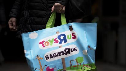 What to do if you have a Toys R Us gift card