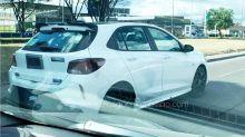 Flagra: Chevrolet Onix RS já roda em testes até na Colômbia
