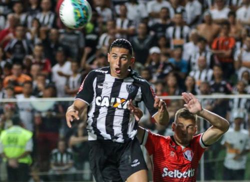 Sem espaço no Atlético-MG, lateral Danilo é emprestado à Ponte Preta