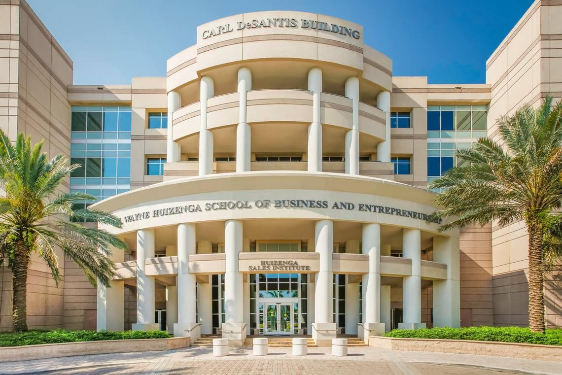 Nova Southeastern will pay almost $900,000 for underpaying more than 80 woman