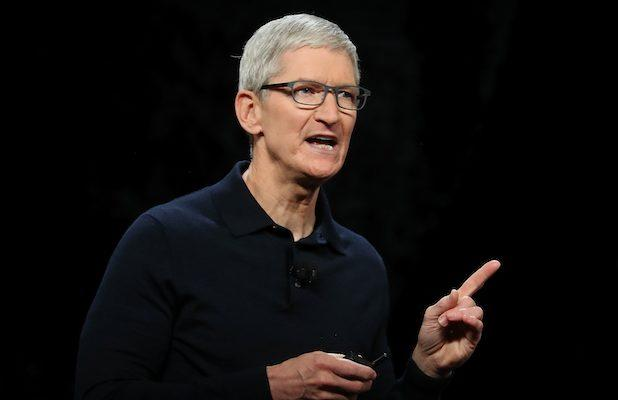 Tim Cook Tells White Supremacists They 'Have No Home' on Apple Platforms