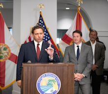 Florida Gov. DeSantis says he will 'stand in the way' of President Biden on COVID-19 restrictions