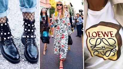 What the street style set can't stop wearing right now