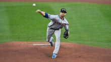 LEADING OFF: M's-Giants shift because of fires, Hamels debut