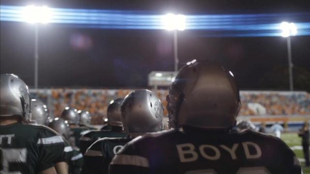 New movie about winning California high school footbal team aims to inspire