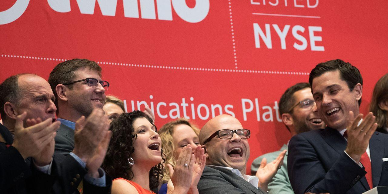 Twilio stock dives 13% after weak earnings guidance, COO's announced departure