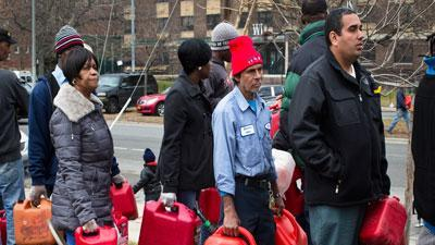 NY Governor: Utility companies failed in Sandy