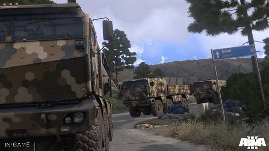 Arma 3 is out to Win next week with final campaign episode