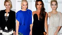 Sneak Peek who's wearing what at Glamour Women of the Year Awards 2013