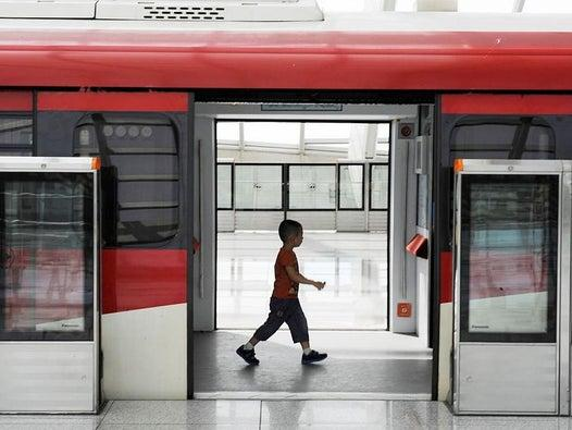 China offers free subway rides to citizens who register their face with surveillance system