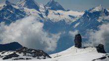 Record-low snow accumulation on biggest Alpine glacier: study