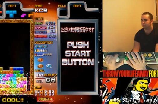 North American Tetris player achieves Grand Master rank