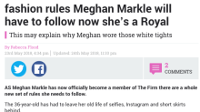 The Meghan Markle myth everyone's getting wrong