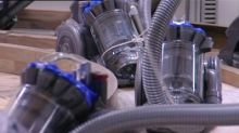 Dyson suffers legal setback in energy label case