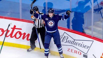 Laine proves he's still very much a Winnipeg Jet