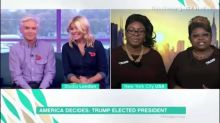 Phil blasted for 'racist' mocking of black Trump voters
