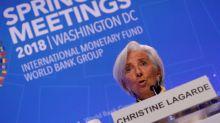 Conflicto comercial EEUU-China amenaza la confianza global: jefa del FMI