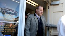 Kevin Spacey sexual assault charge is dropped