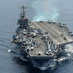 Iran Might Need a Nuclear Weapon to Sink an Aircraft Carrier