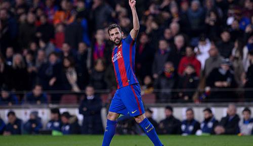 Primera Division: Alba soll sich nach Chelsea erkundigt haben