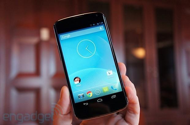 Android 4.3 leaks for the Nexus 4, teases us one last time