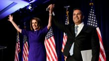 Change comes to Washington as Dems retake House
