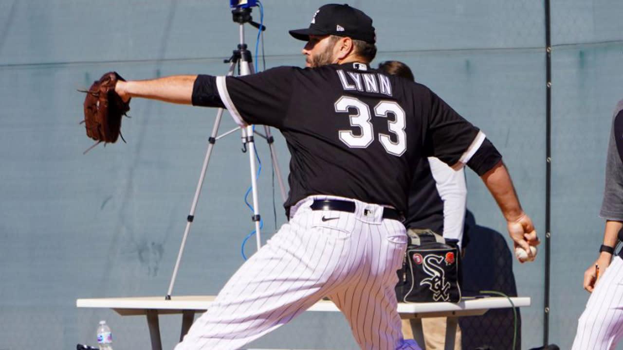 What Lance Lynn — aka 'Tonka Truck' — brings to White Sox staff this spring - Yahoo Sports