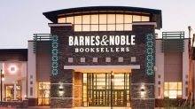 Barnes & Noble Jumps as Sales Fall Less Than Expected