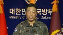 Coreia do Norte matou sul-coreano em águas territoriais