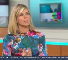 Kate Garraway says she'd like to show Covid rule-breakers a picture of husband Derek in hospital