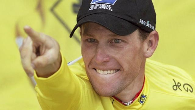 Lance Armstrong still thinks he`s the best