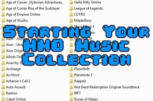 Jukebox Heroes: Starting your MMO music collection