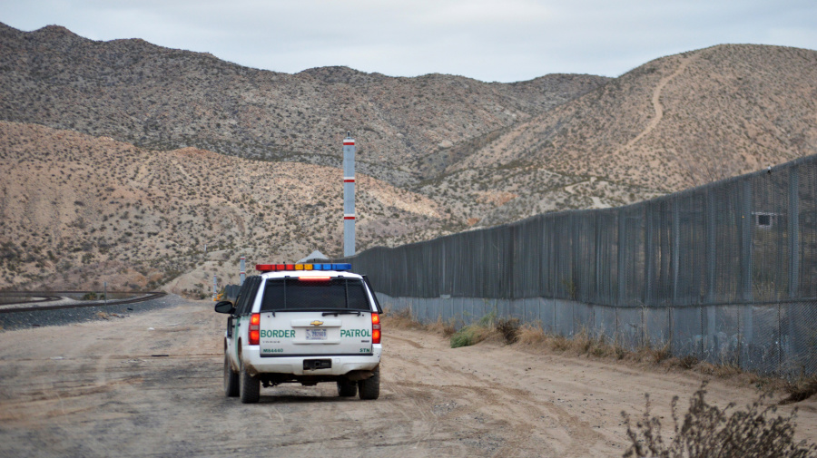 7-year-old immigrant girl dies after border arrest