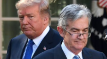 Trump puts the Fed on blast in critical tweet ahead of policy meeting