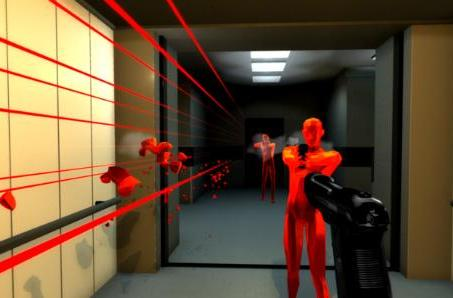Time moves when you move in innovative FPS, Superhot