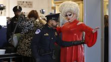 The impeachment hearings had an unexpected guest — drag queen Pissi Myles