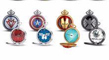 我就是要買來擺! 8款Marvel復仇者懷錶