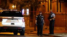 Fifteen people injured in shootout at Chicago funeral