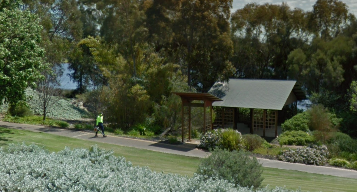 Man found dead in Perth park on Christmas Eve