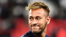 Neymar interview recording stolen as PSG star returns to training