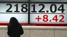 Asia shares mixed on uncertainty over trade tensions