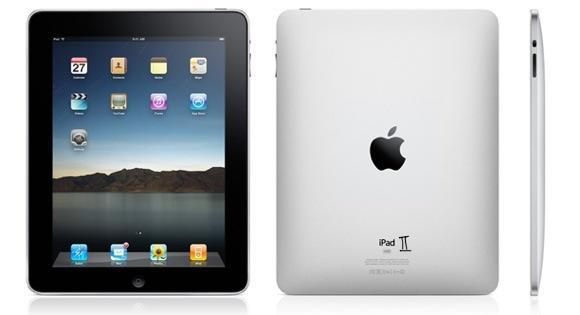 Rumor: Apple working on parts for iPad 2